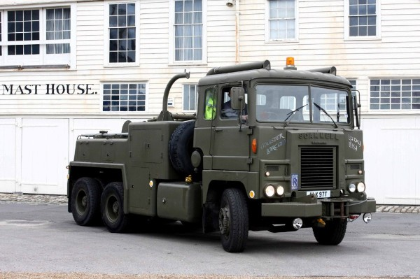 They Dont Build Them Like They Used Too Scammell Pictures